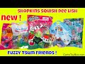 Blind Bags Opening Trolls Light ups Care Bears Shopkins Squish Dee Lish My Little Pony Toys Surprise