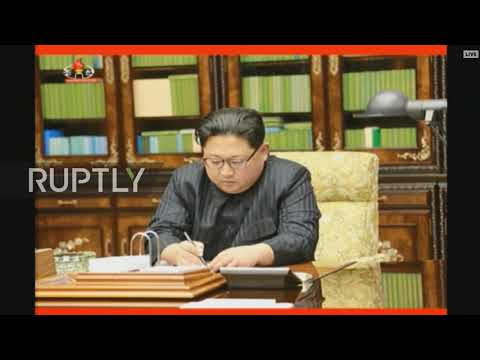 North Korea: State TV announces new missile could 'hit entire US mainland'