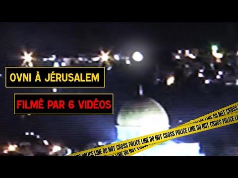Ovni a Jerusalem - Dôme du Rocher (28/01/2011) 6 vidéos témoins !
