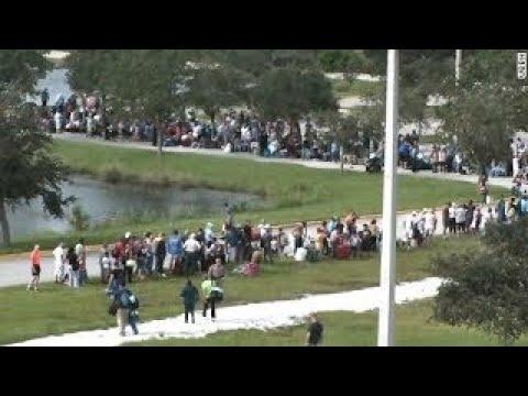 Florida Keys residents leave rows of abandoned cars Hurricane Irma Update