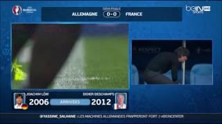 RÉSUMÉ ALLEMAGNE vs FRANCE - EURO 2016