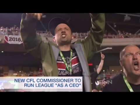CFL Commish Joins BNN To Talk New Gig