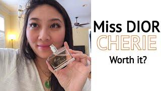 Miss Dior Cherie Perfume Revie…