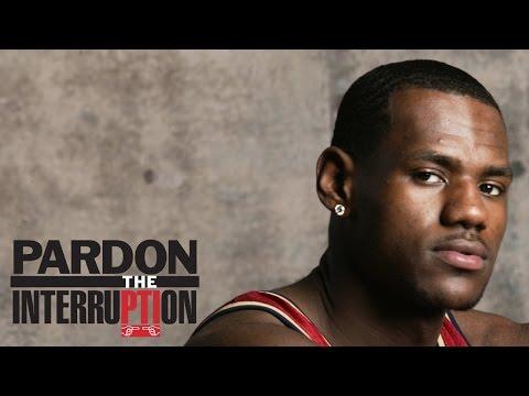 PTI Timeline: LeBron James | ESPN Archives