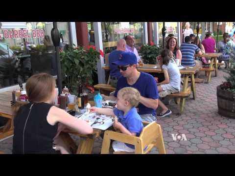 Virginia Neighborhood Draws People to Nostalgic Main Street