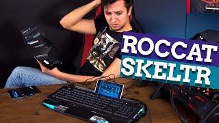 Roccat Skeltr: вся фишка в смартфоне