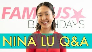 Nina lu birthday