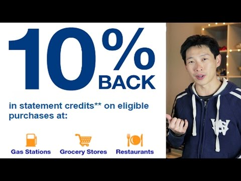 Insane 10 Percent Cash Back Credit Card | BeatTheBush