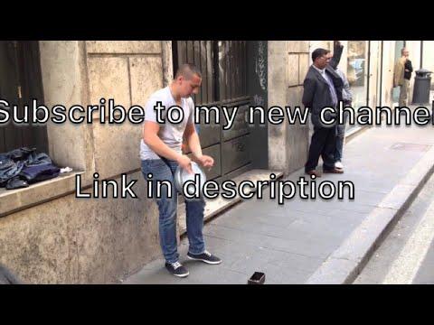 Amazing Darbuka | Arabic Rhythm | Turkish Darbooka | Tarabana criminala 2015 HIT | by MrHairum