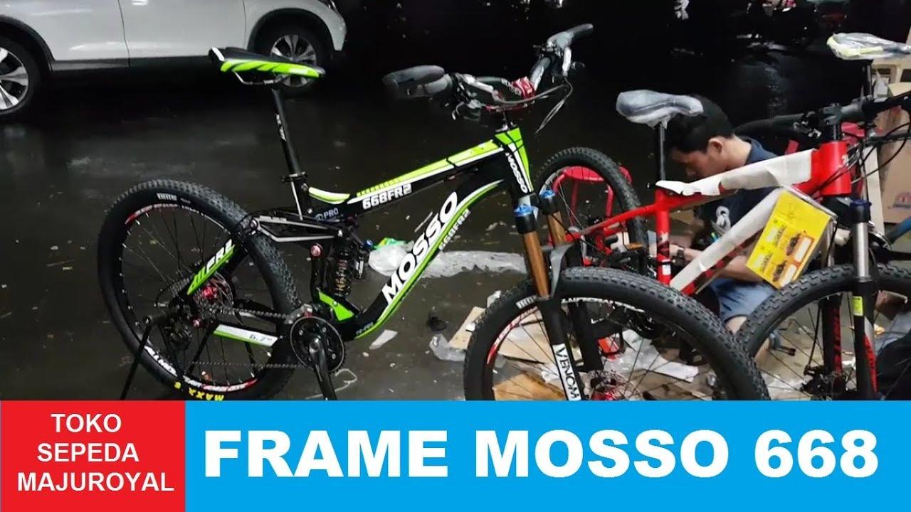 Frame Sepeda Mtb Mosso 669 Xc Pro Tokosepeda Majuroyal Review