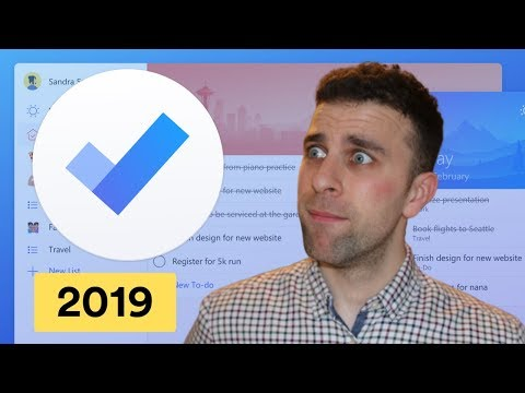 What's New with Microsoft To-Do in 2019 thumbnail