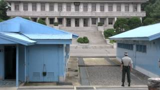 My surreal trip to the DMZ Korea