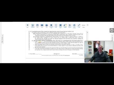 Understanding The Standard Agreement of Sale #2