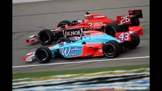 2010インディカー・シリーズ第5戦カンザス予選レポート