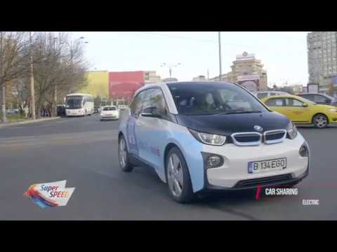 Prezentare Car Sharing Electric Cu Bcr Ego Youtube