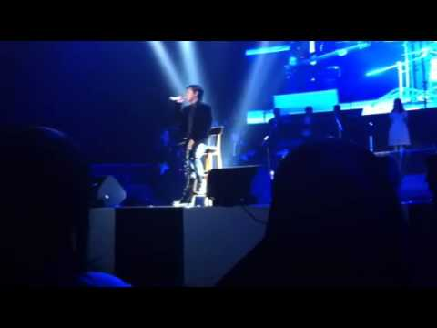 AlvaroMaldini-Thinking Out Loud at Birthday Party 2015