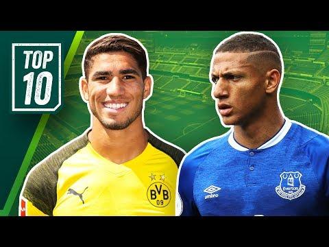 Europas krasseste Talente! Die Top 10 zukünftigen Topstars des Fußballs!