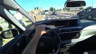 Citroen C4 Picasso   POV Test Drive