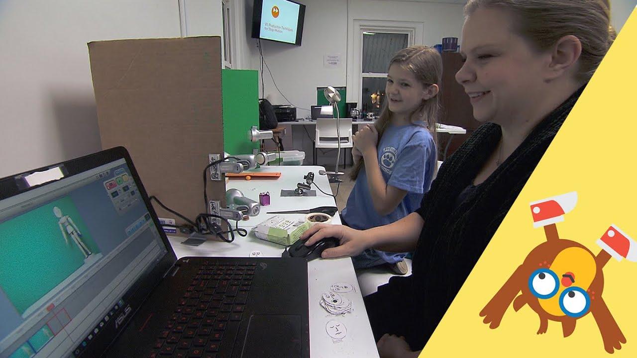 Around KC: digiSTORY Stop Motion Animation Workshop