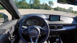 2020 Mazda CX-5 Signature Turbo AWD - POV Review