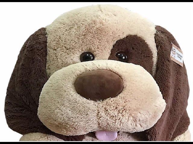 Blue Big Teddy Bear, Jumbo Plush Dog Hugfun 70 Inch Stuffed Animal Toys Videos For Kids Youtube