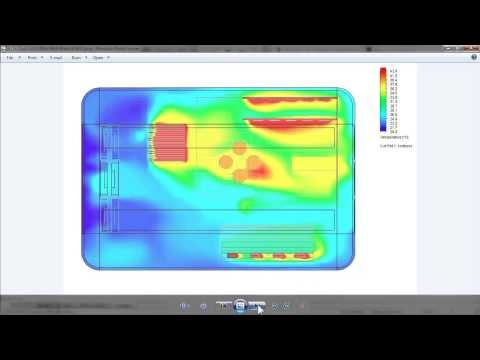 SOLIDWORKS Flow Simulation Electronics Cooling