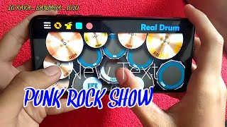 ~PUNK ROCK SHOW ROSEMARY REAL DRUM COVER