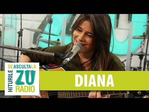 Diana - Cadoul (Live la Radio ZU)