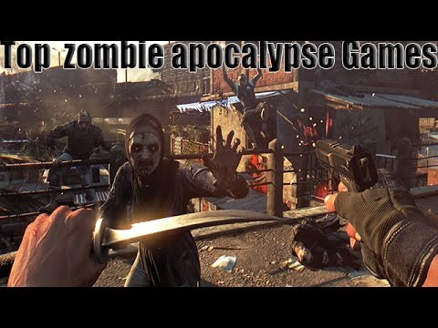Top 5 Zombie Games Pc Youtube