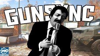 Rainbow Six Siege Gun Sync - Müslüm Gürses - Affet [Arabesk Trap Remix]