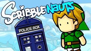Scribblenauts Unlimited #15: THE TARDIS!
