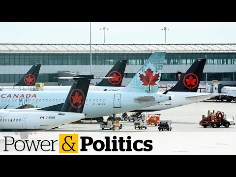 Air Canada relief deal offers 'template' for other airlines, says Unifor president