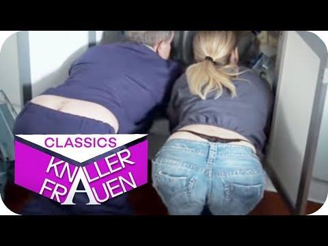 Hot lingerie [subtitled]   Knallerfrauen mit Martina Hill