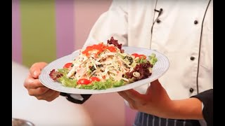 Crab Stick Salad How To Make