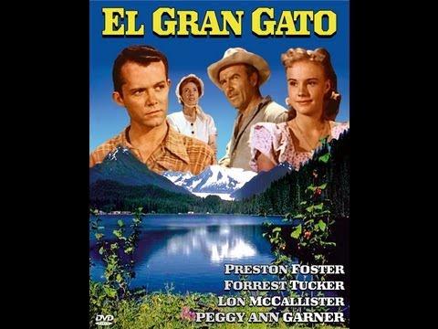 EL GRAN GATO (The Big Cat, 1949, Full Movie, Spanish, Cinetel)