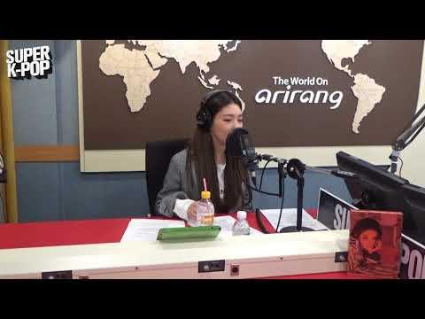 [Super K-Pop] 청하 (Chungha) - 롤러코스터 (Roller Coaster) Live on Radio
