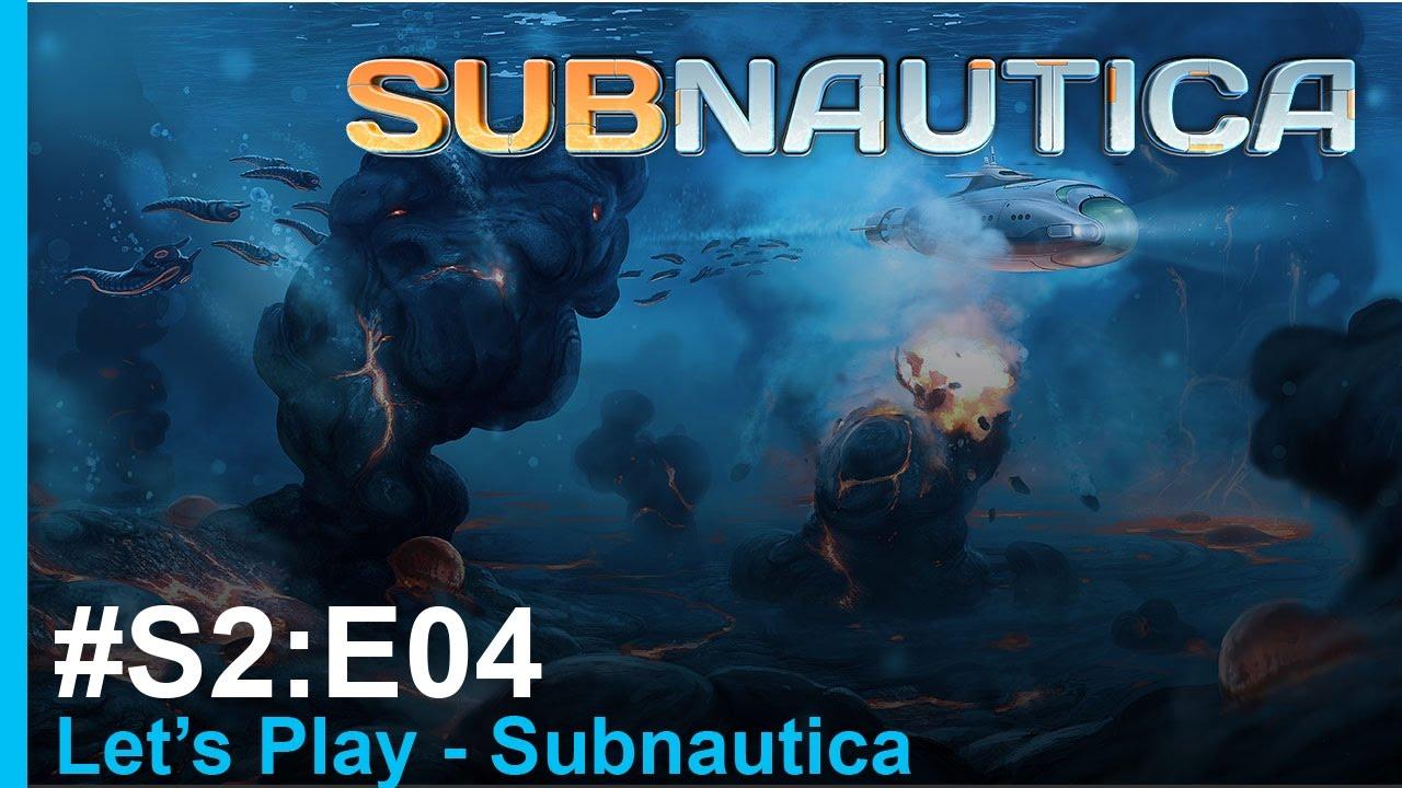 Let S Play Subnautica S2 Ep4 Exploring The Aurora Prawn Bay