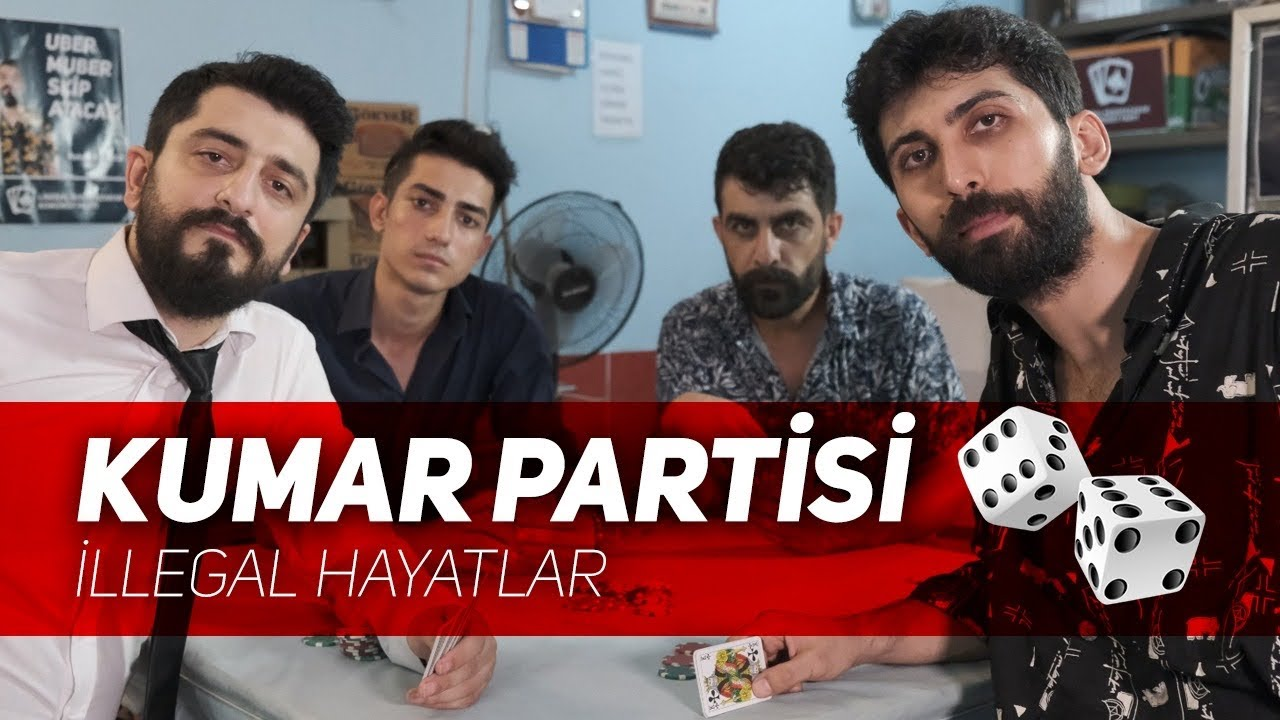 KUMAR PARTİSİ ( İllegal Hayatlar ) #01journos - Röportaj Adam