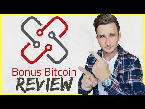 Bonus Bitcoin Review - FREE Bitcoin? Legit Or Scam?