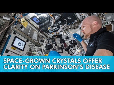 Space-Grown Crystals Offer Clarity on Parkinson's Disease