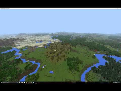 Chunk Render Distance Minecraft Beta
