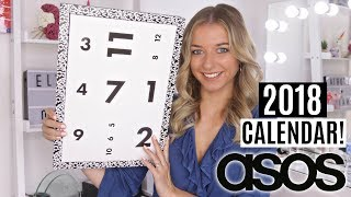 ASOS HOLIDAY COUNTDOWN ADVENT CALENDAR 2018! | *UNBOXED*