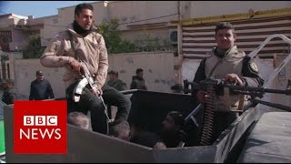 Mosul  The hunt for IS sleeper cells   BBC News