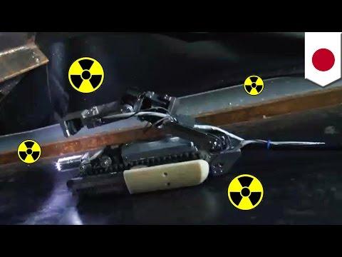 Toshiba readies scorpion-like robot to enter Fukushima nuclear power plant