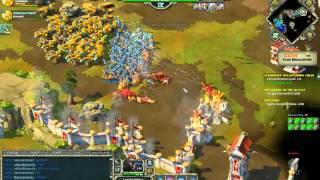 Age Of Empires Online - Greek - Legendary Soloi - Basic Gastraphetes Build (2 Of 2)