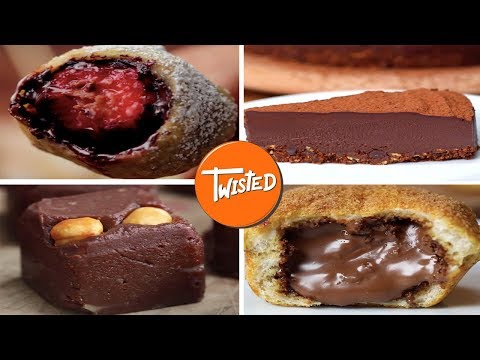 12 Chocolate Lovers Recipes