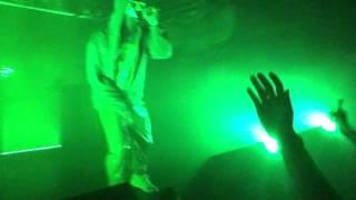 Marsimoto - Intro Grüner Samt+Ich bin dein Vater+Wellness Live @JuiceJam Munich