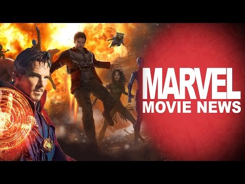 Early Doctor Strange Buzz, Guardians 2 Trailer & More | Marv