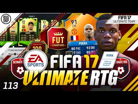 FIFA 17 ULTIMATE ROAD TO GLORY! #113 - NEW MOTM CARDS!!!
