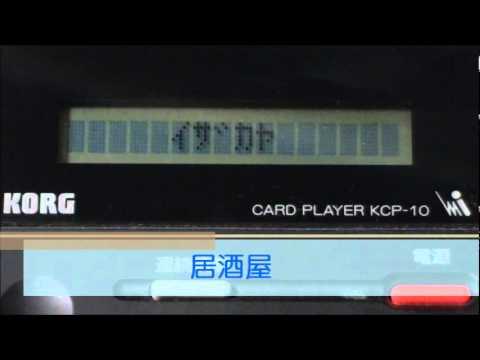 Korg Synthesizer Karaoke Hi-Kara Demo